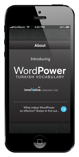 Best Turkish Words & Phrases App - WordPower Turkish